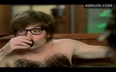 Austin Powers nackt fabiana Udenio
