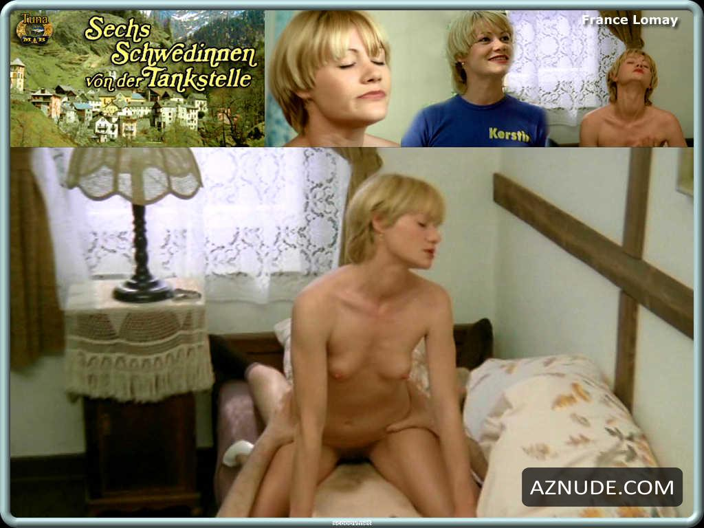 France lomay nude oasis of the zombies 10