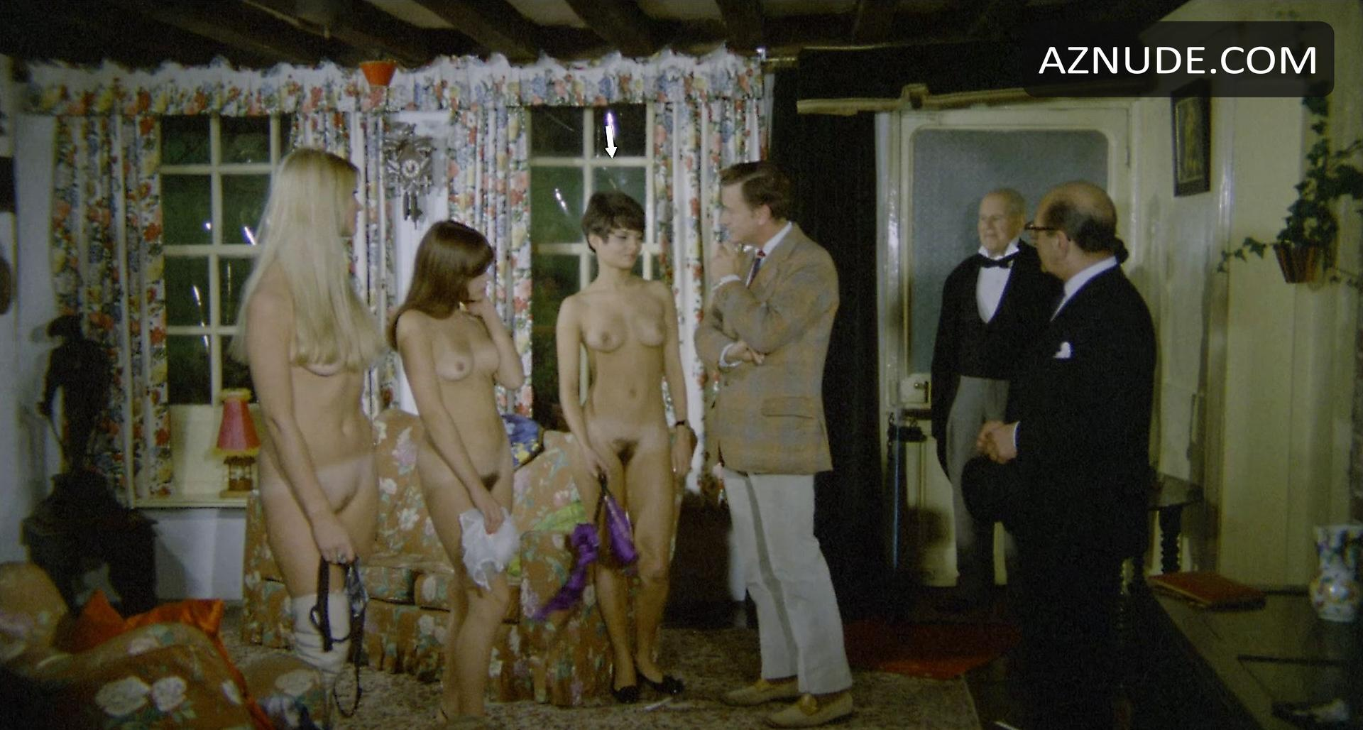 Francoise pascal nude burke and hare