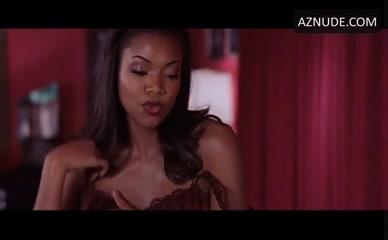 Gabrielle union lesbian scenes video