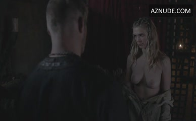 GAIA WEISS in Vikings