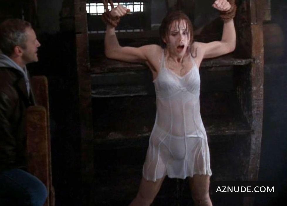 Sex having geena davis