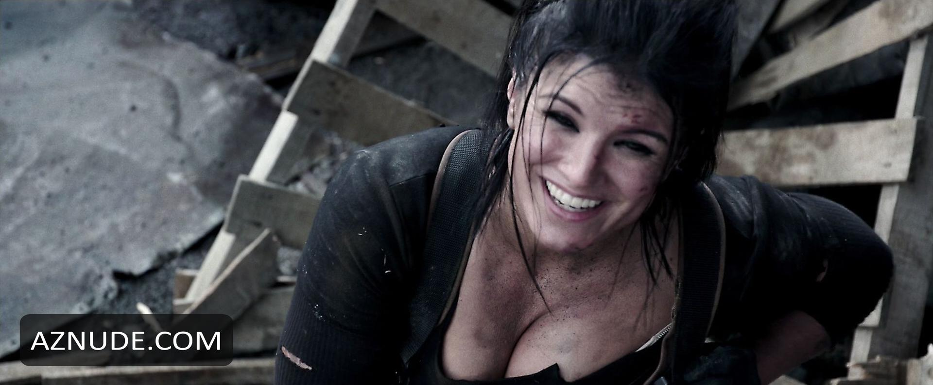 Gina carano hot naked