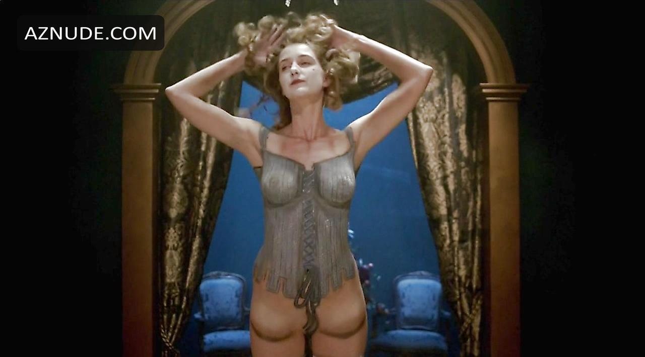 Superstar Grace Jones Naked Tits Scenes