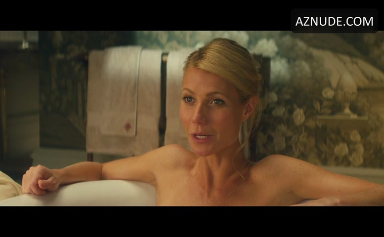 Gwyneth Paltrow In Mortdecai2015