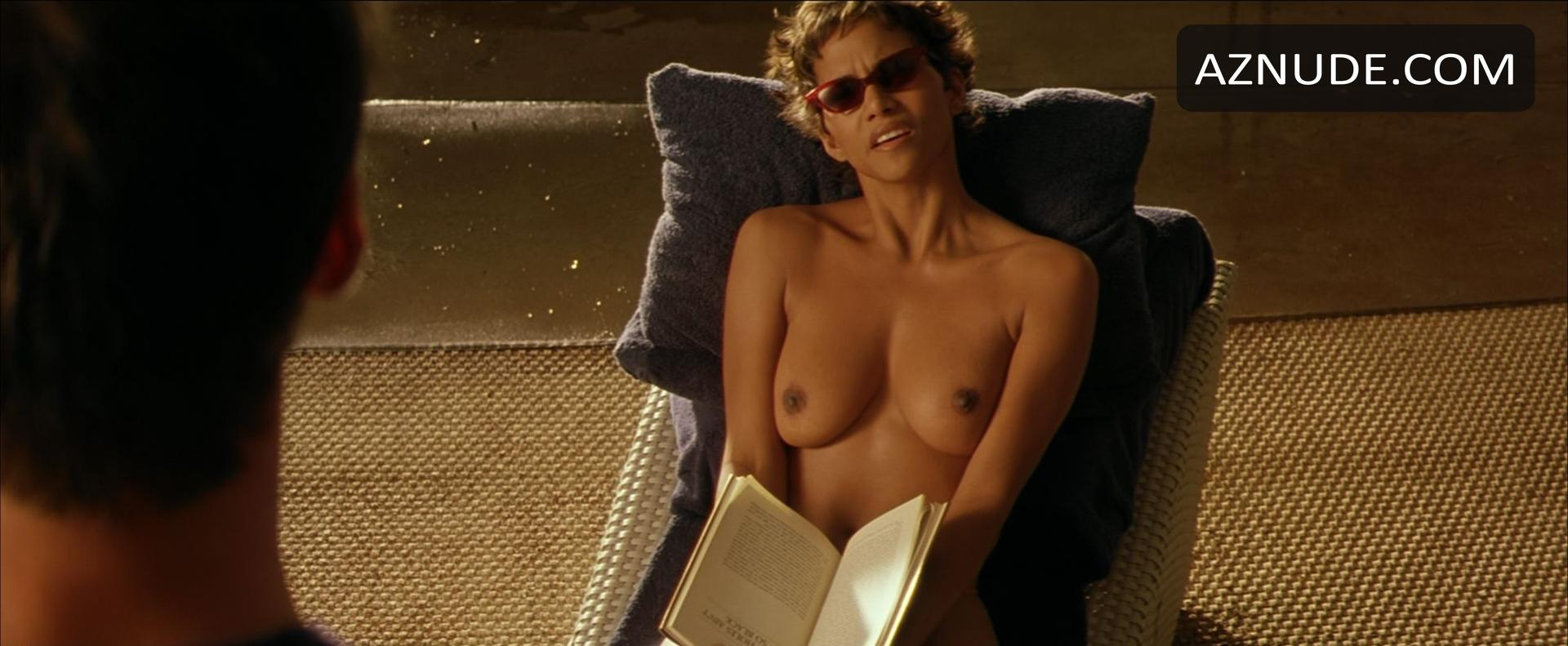 Halle berry swordfish sex scene