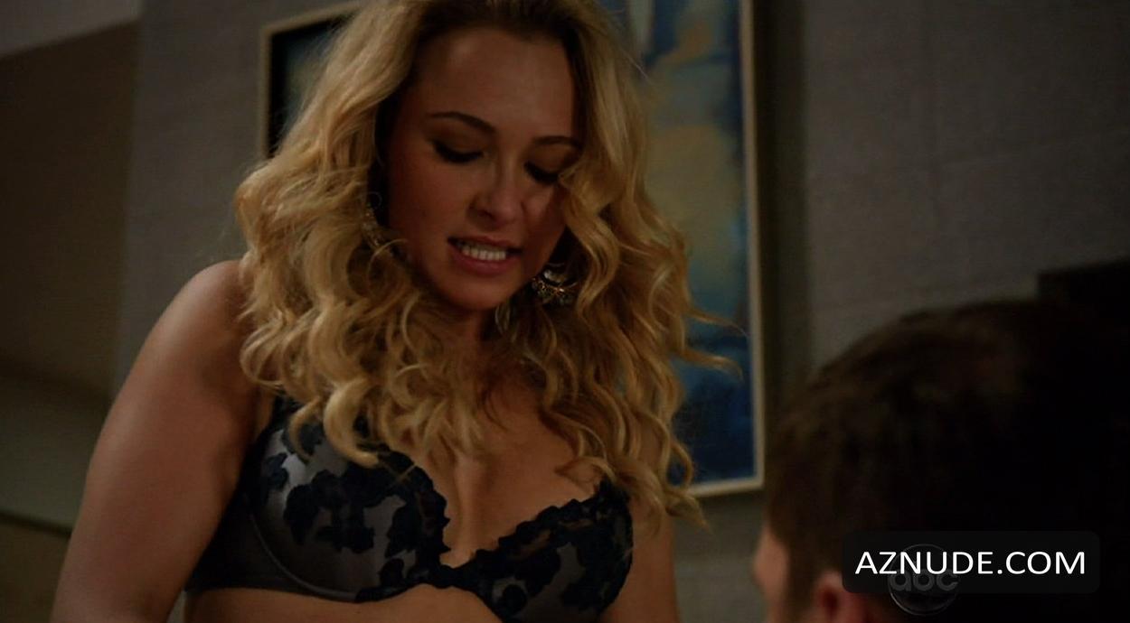 panettiere clip Hayden sex