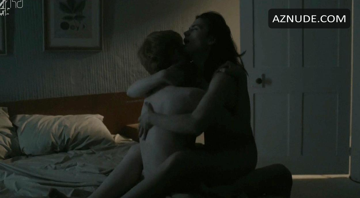 Young couple having hot sex