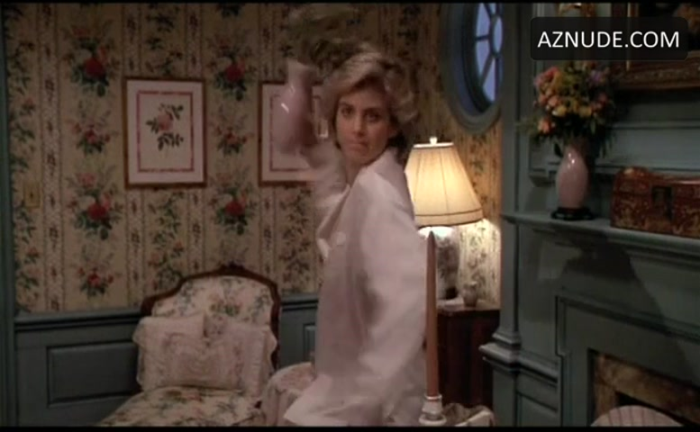 Helen Slater Breasts Scene In The Secret Of My Succes -2092