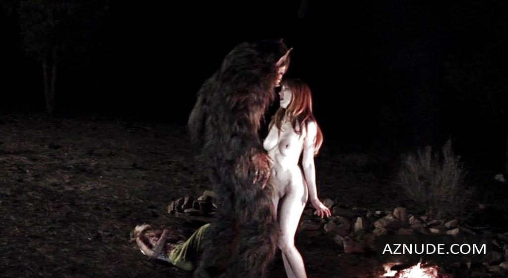 Celeb Werewolf Nude Gif