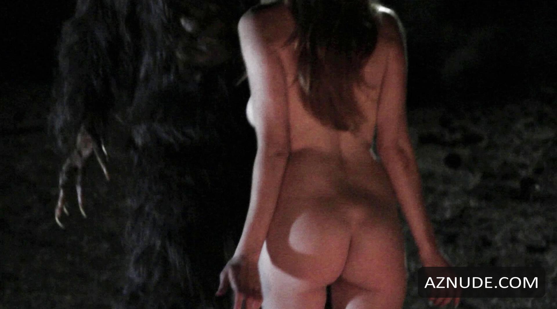 Warm Werewolf Nude Pic