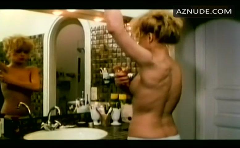 Isabelle nackt Mergault Isabelle Mergault