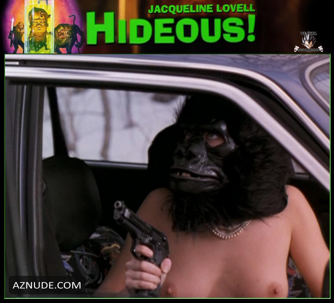gorilla mask porn