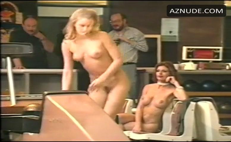 Jacqueline Lovell Breasts, Bush Scene In Nude Bowling -3974