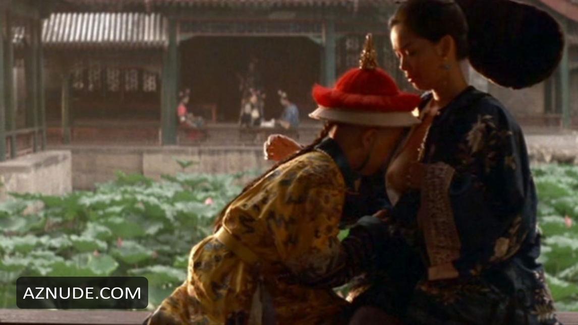 Joan chen nude sex scene in the hunted scandalplanetcom - 2 part 2