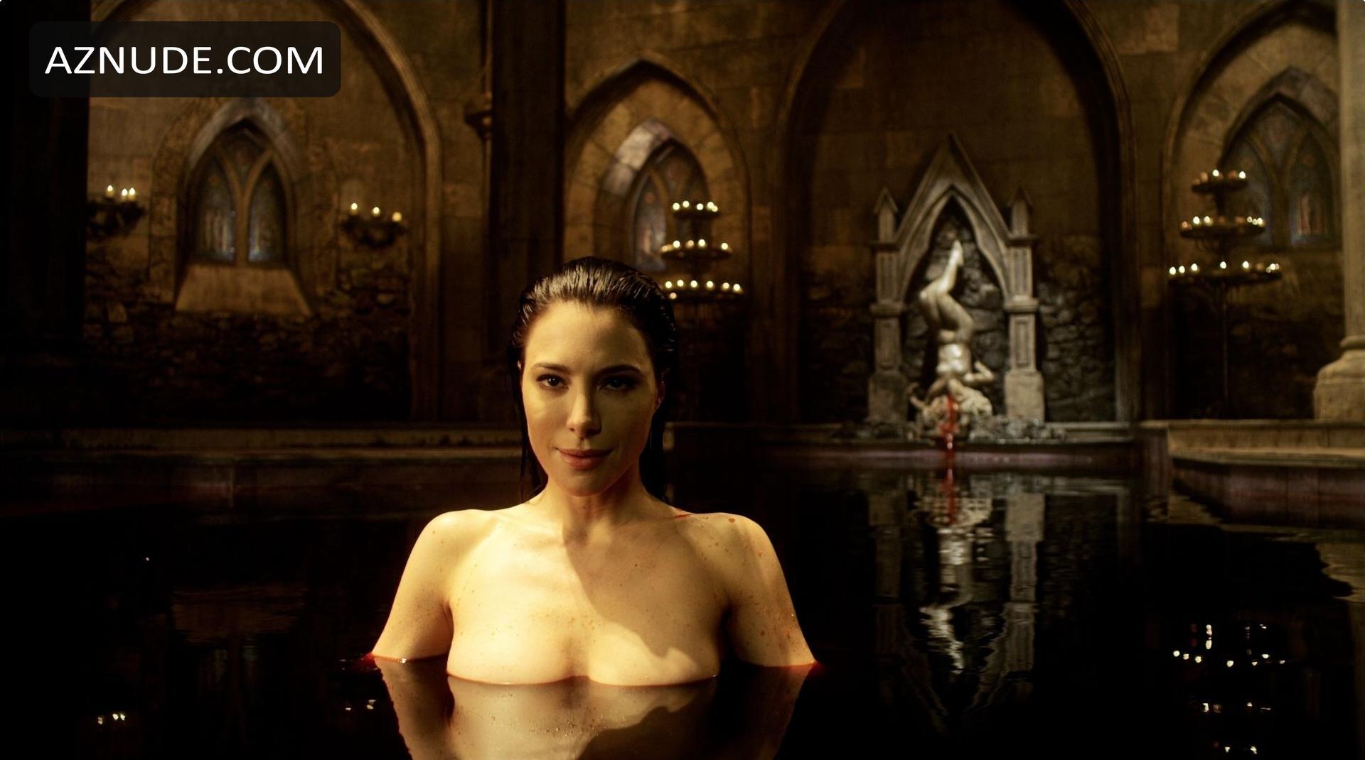 Female Vampire Nude
