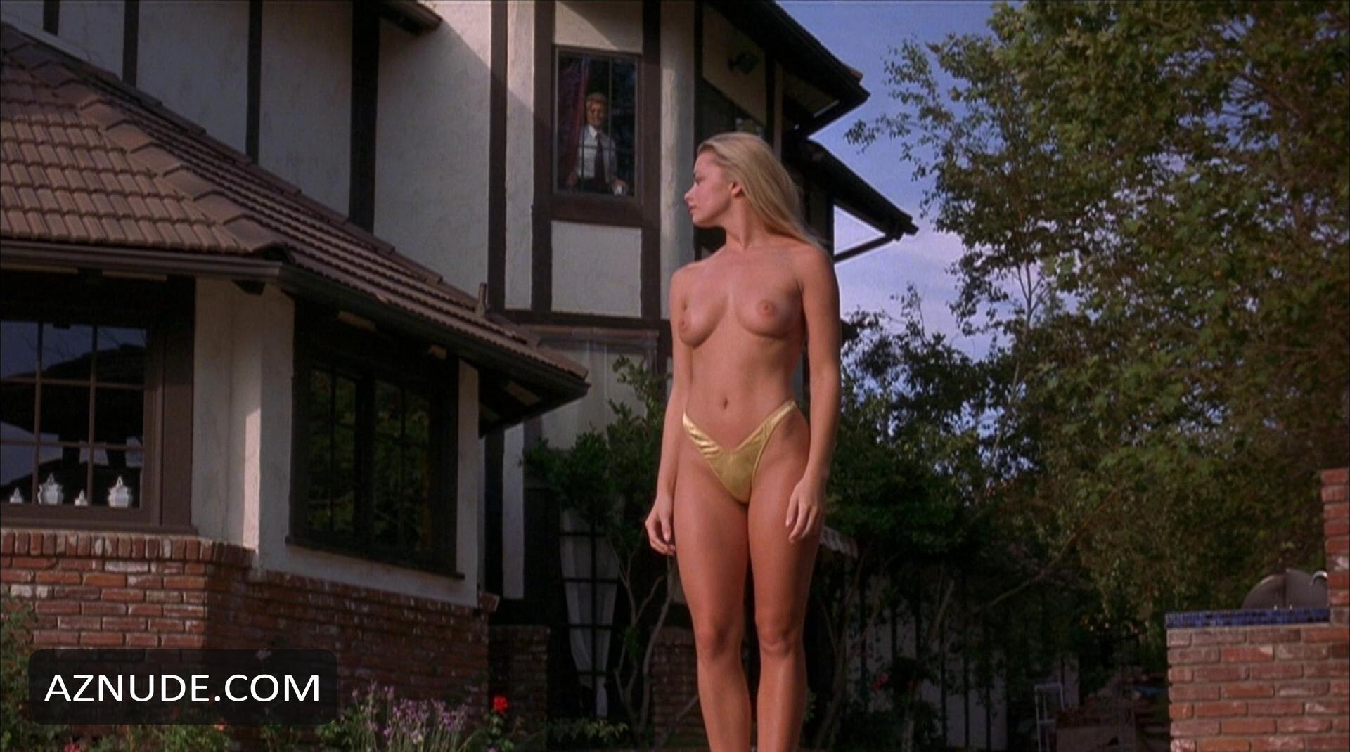 Poison ivy nude scene