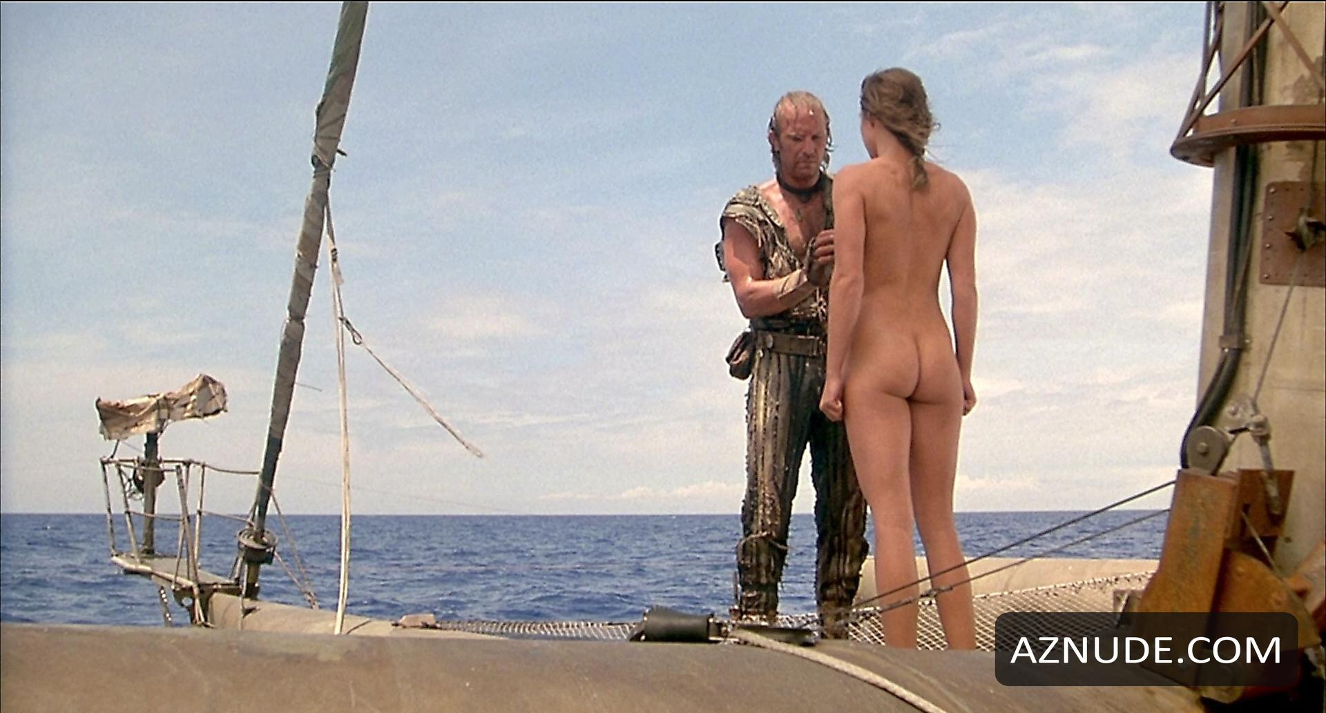 For waterworld movie nude scene more than