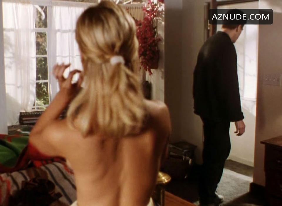 Jennifer garth naked alluring woman