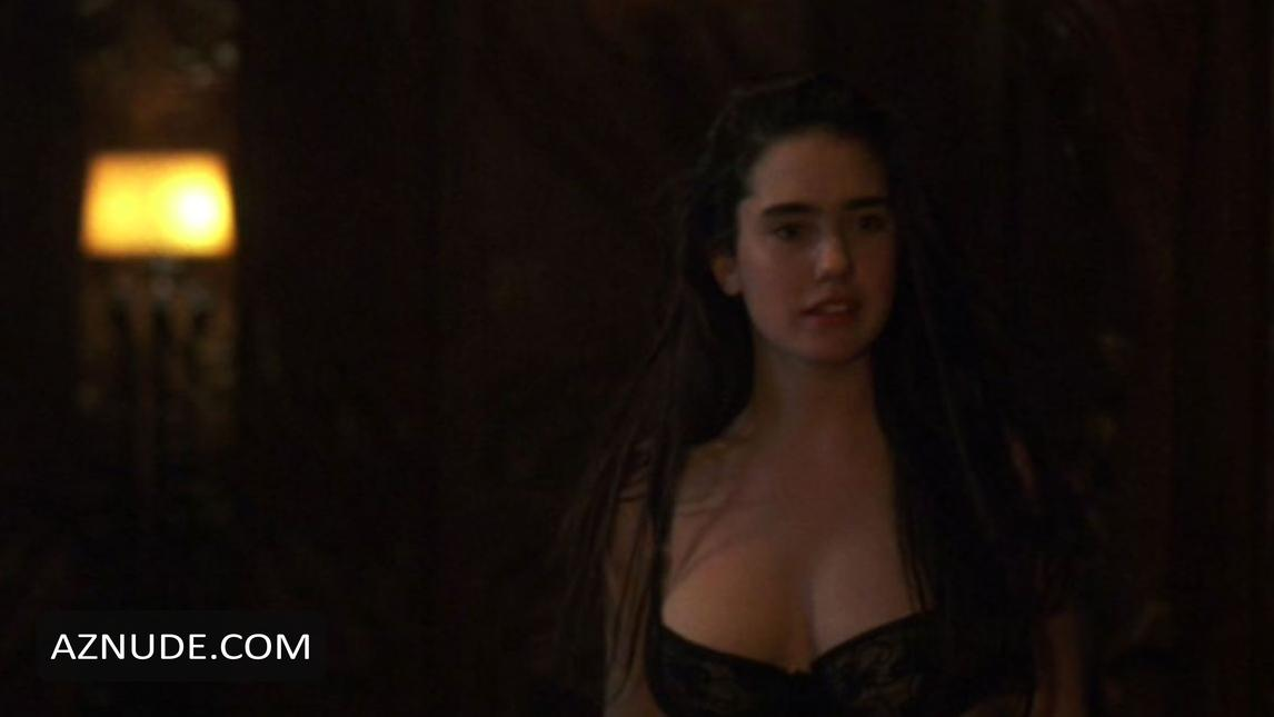 jennifer connelly nude scene girl on girl