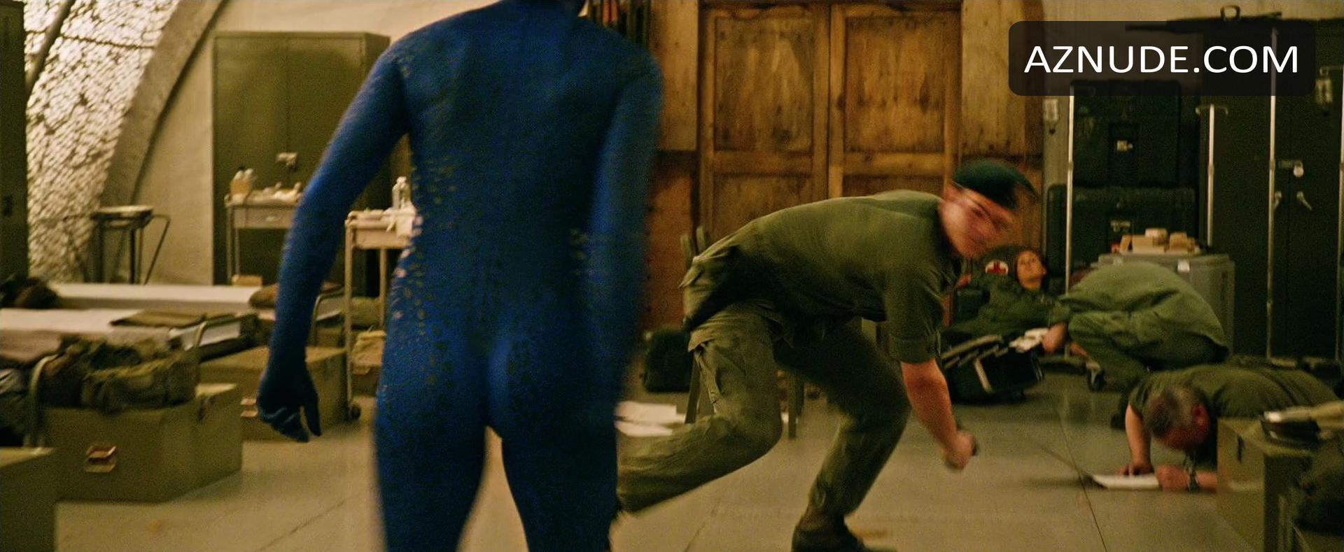 X-Men Days Of Future Past Nude Scenes - Aznude-1296