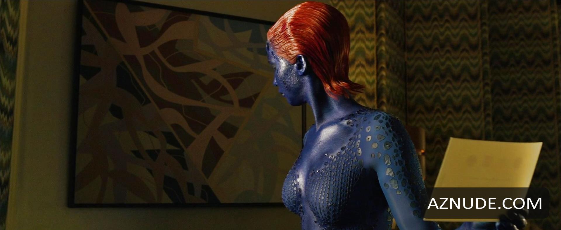 X-Men Days Of Future Past Nude Scenes - Aznude-6384