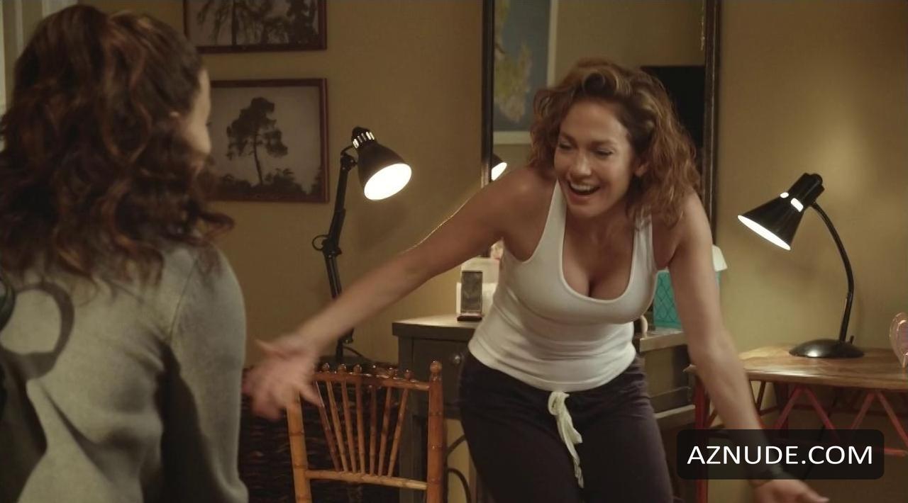 Jennifer Lopez Nude Scene