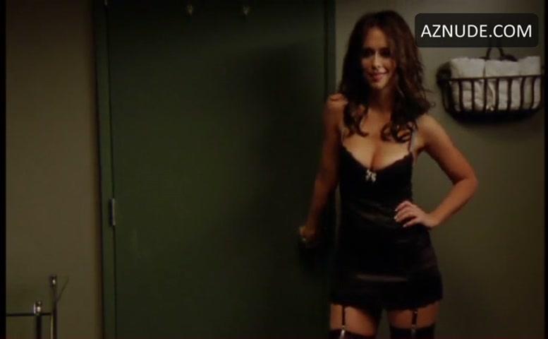 Jennifer Love Hewitt Sexy Scene In The Client List - Aznude