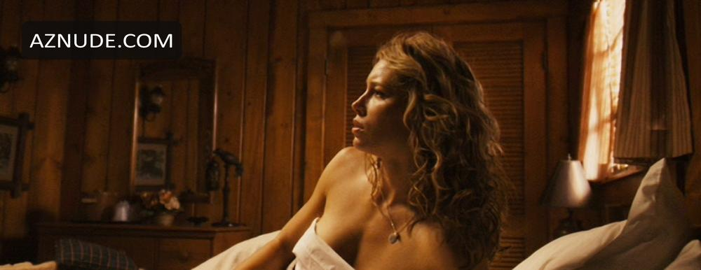 Jessica Biel Breast Bound