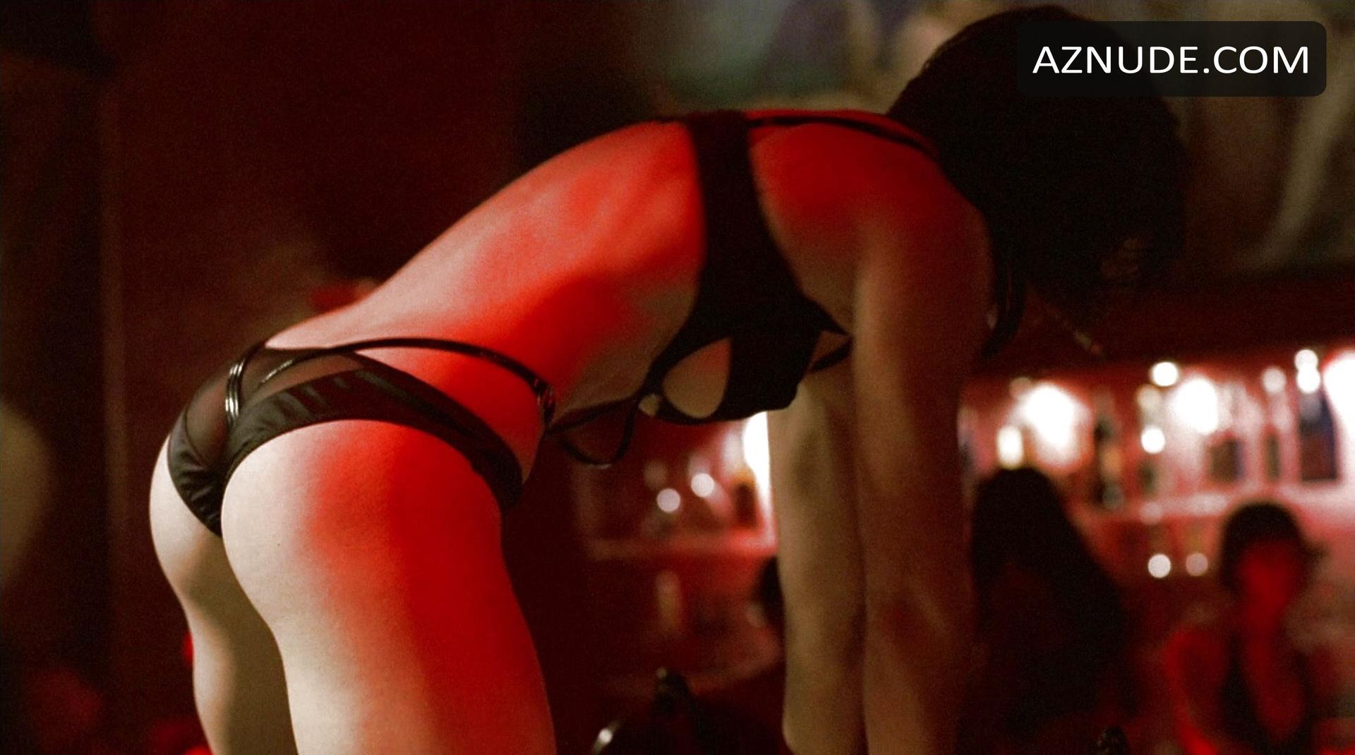 Jessica biel powder blue nude scene