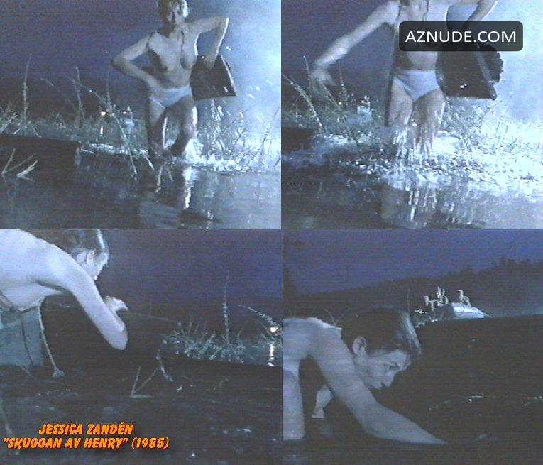 Zandén nackt Jessica  Jessica Zanden