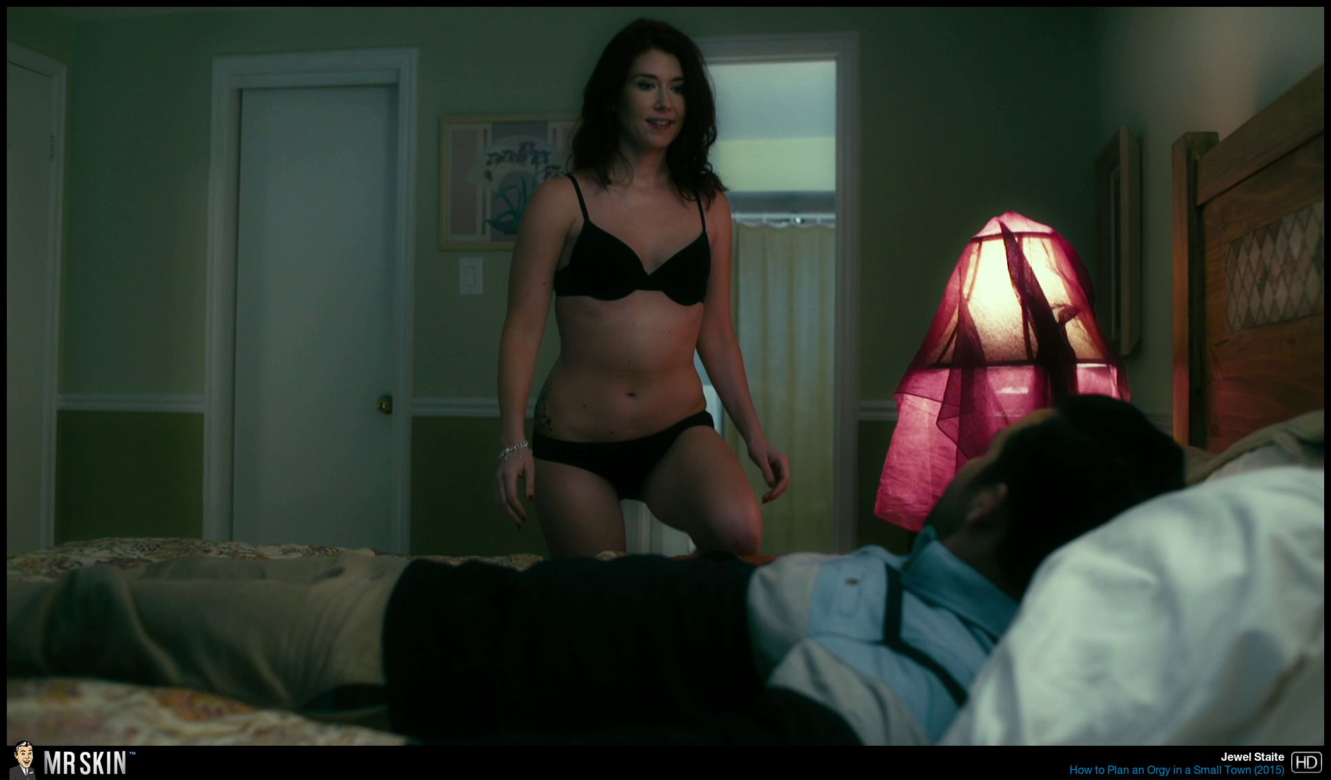 Image result for jewel staite NUDE SCENES