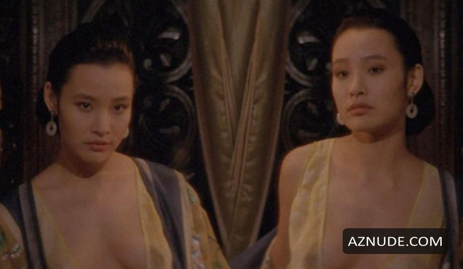 Nude joan chen naked