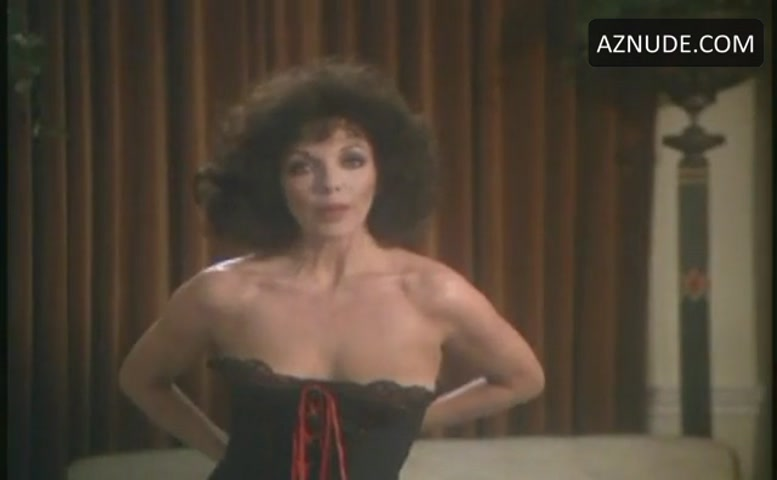 joan collins nude real