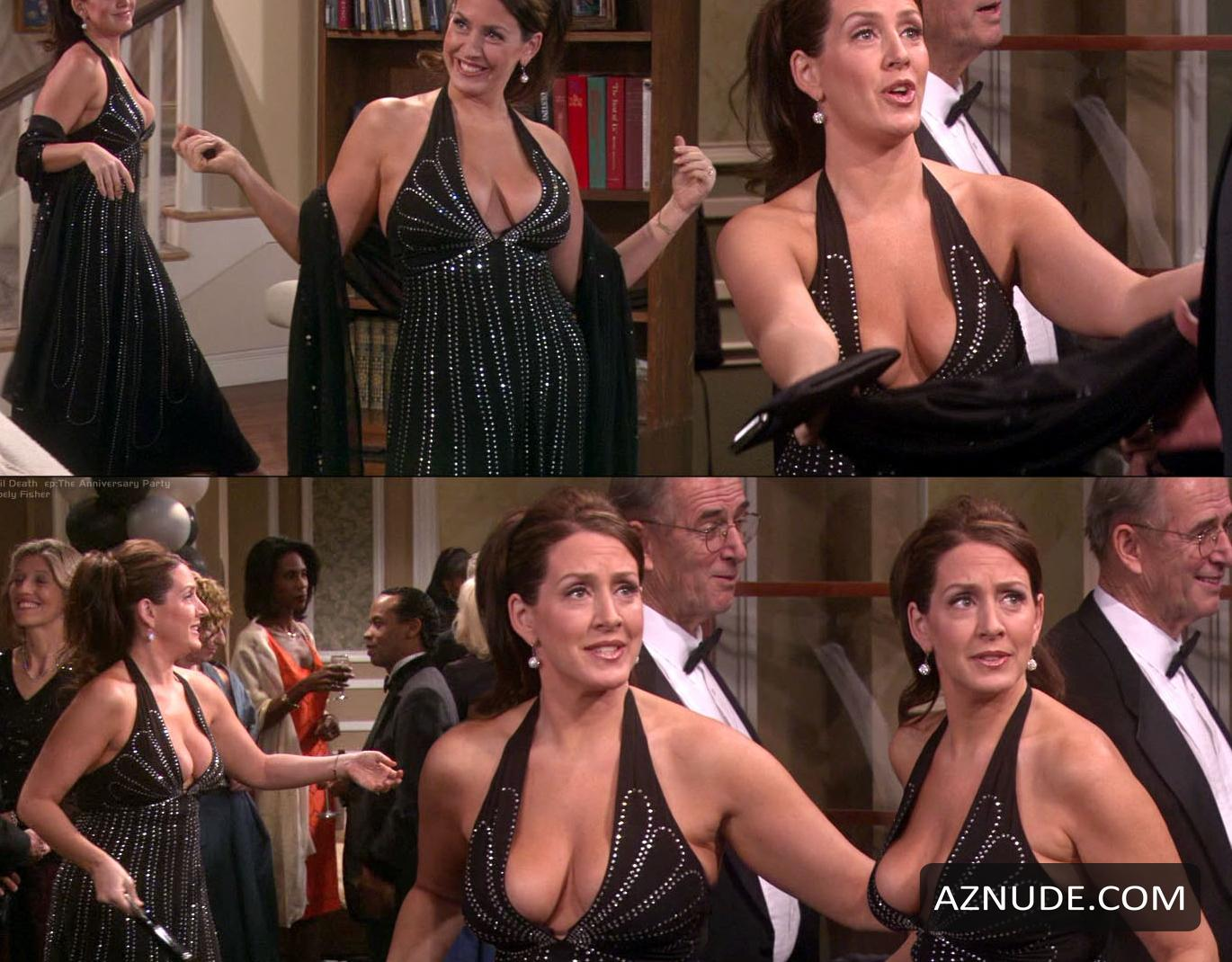 topless picture joely fisher