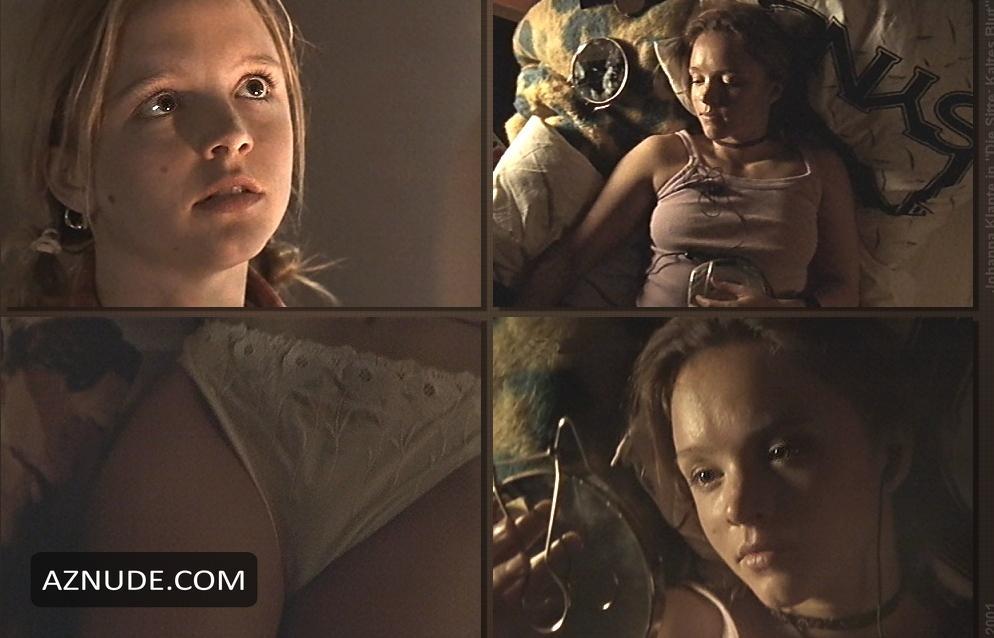Johanna Klante  nackt