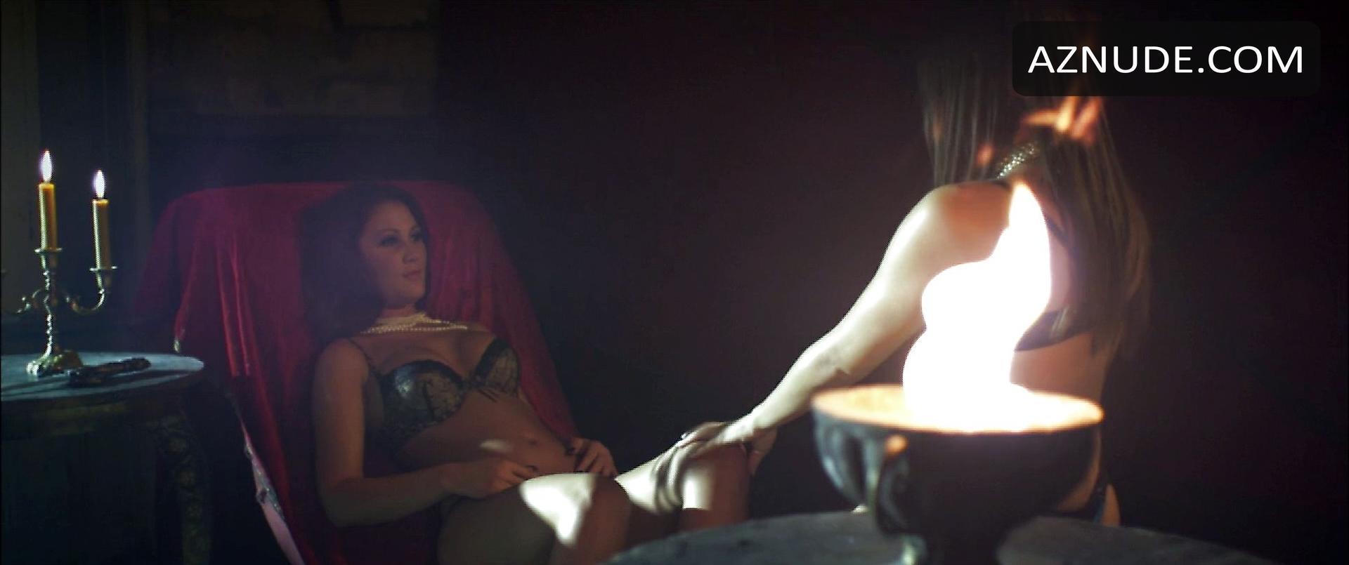 Ana Maljevic Nude 6 days dark nude scenes - aznude