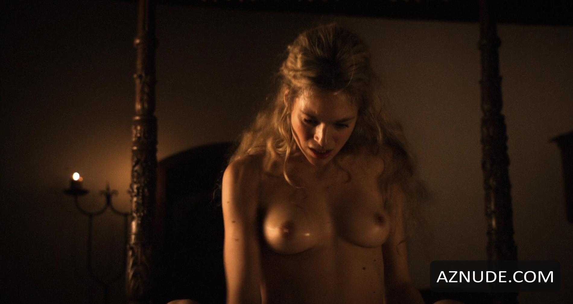 Florence Kasumba Nude
