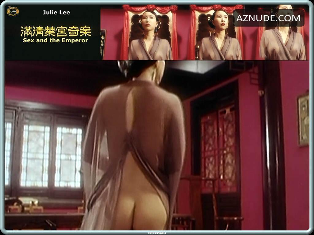 julie lee nude
