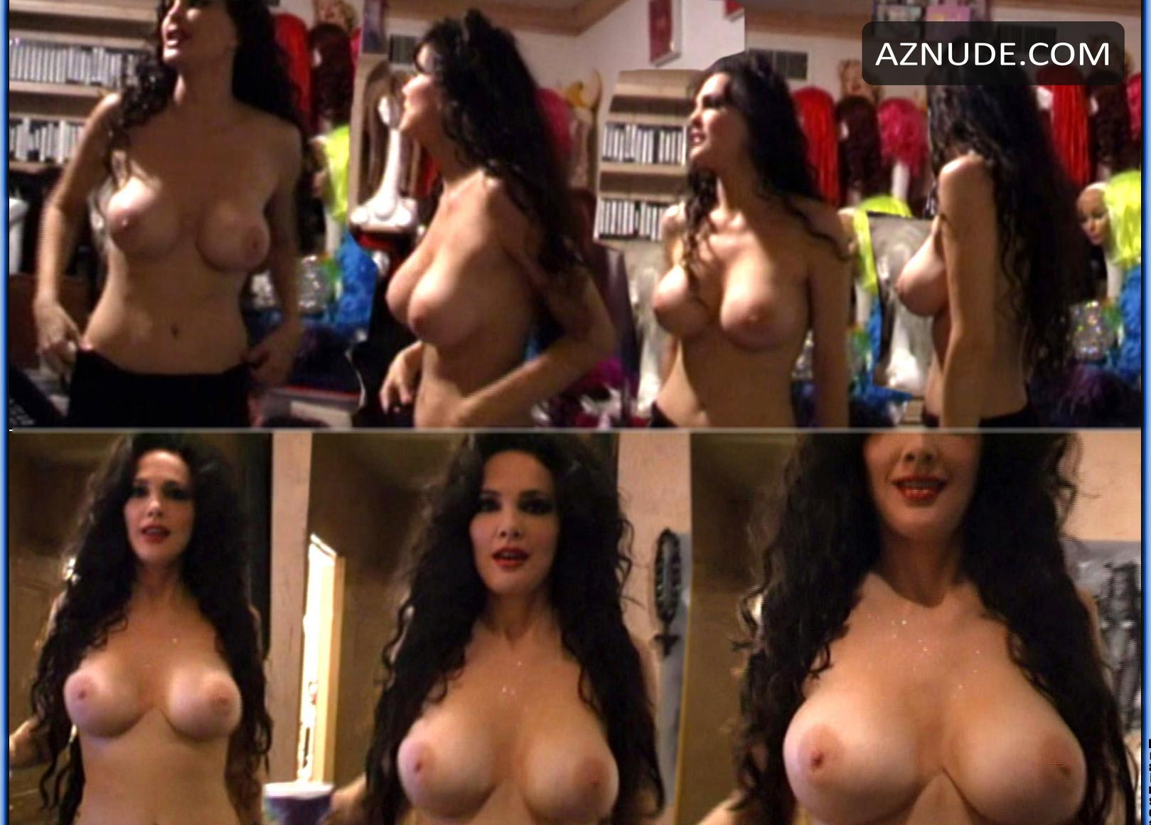 Samantha Phillips Nude