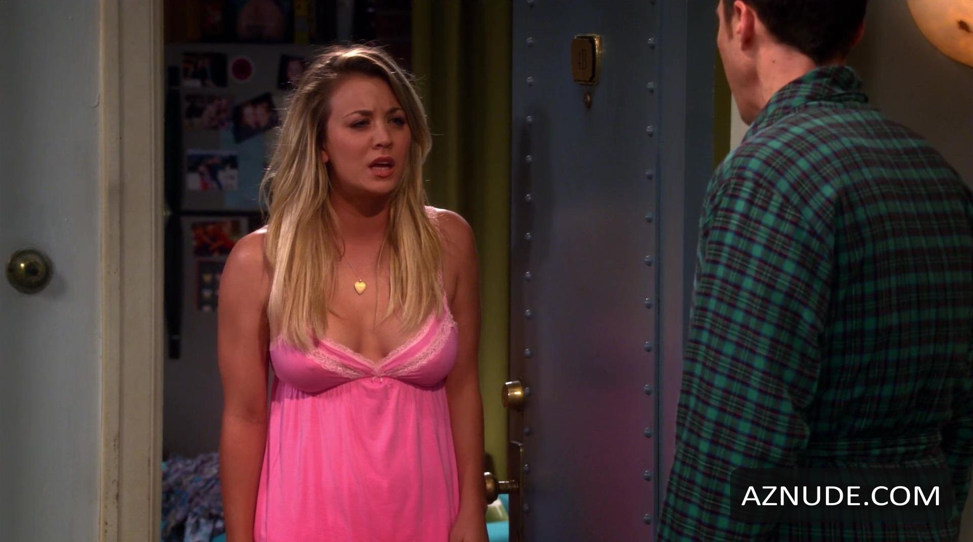 Penny From Big Bang Theory Naked  New Girl Wallpaper-8315