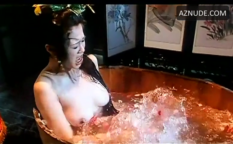 Ka Ling Yeung Breasts, Bush Scene In Chinese Erotic Ghost Story - Aznude-8856