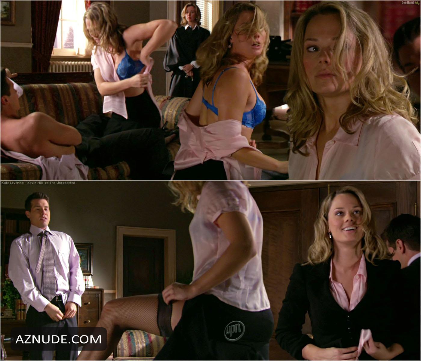 Kate Levering  nackt
