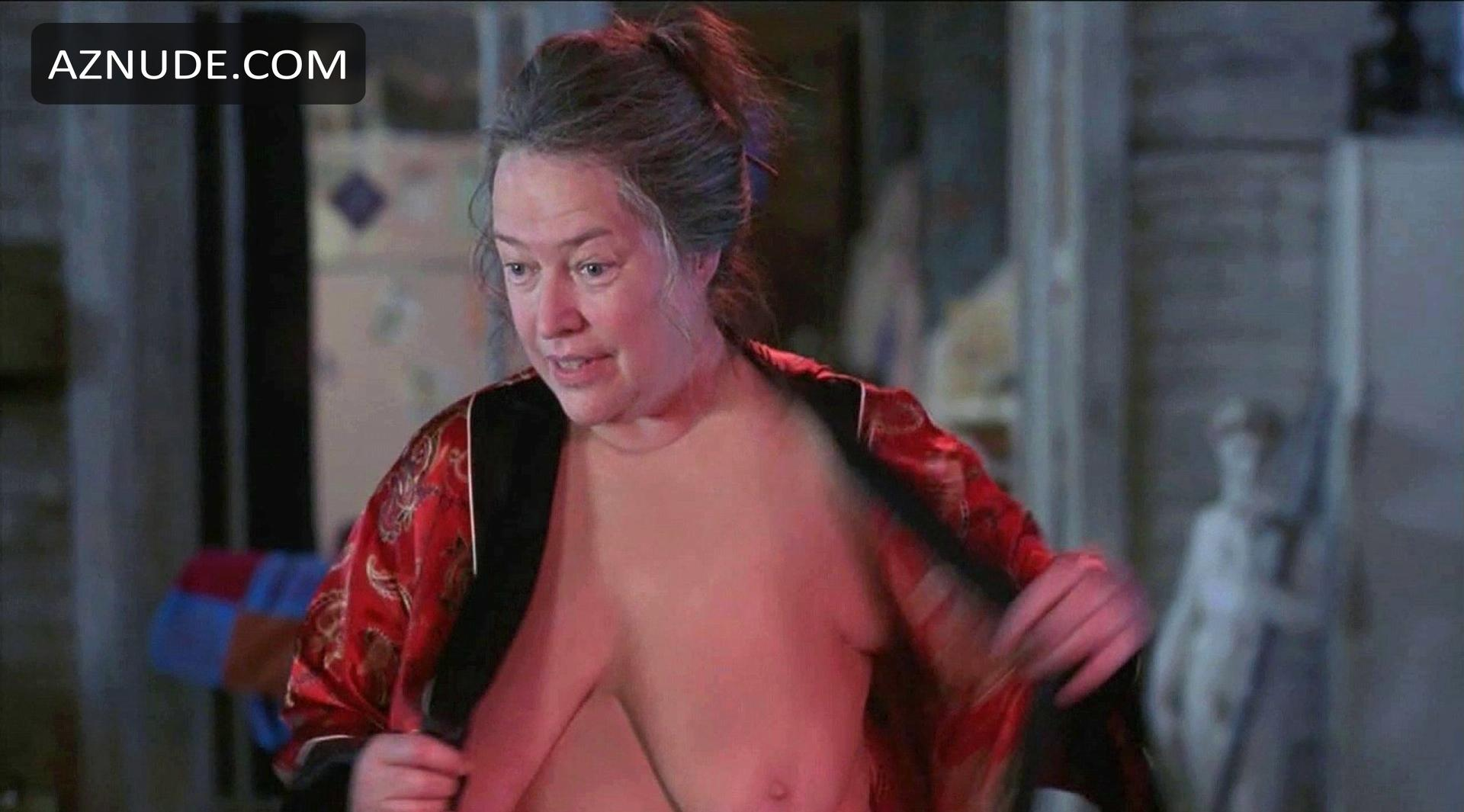 About schmidt kathy bates nude apologise, but