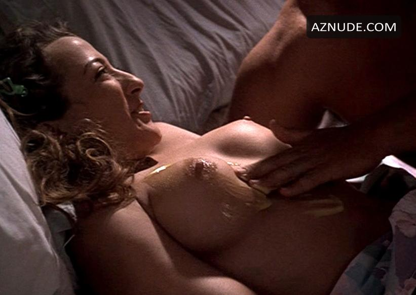 Kimberly Johnson  nackt