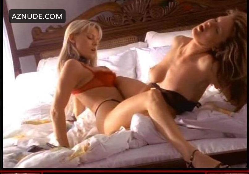 amiture girl topless in camo panties