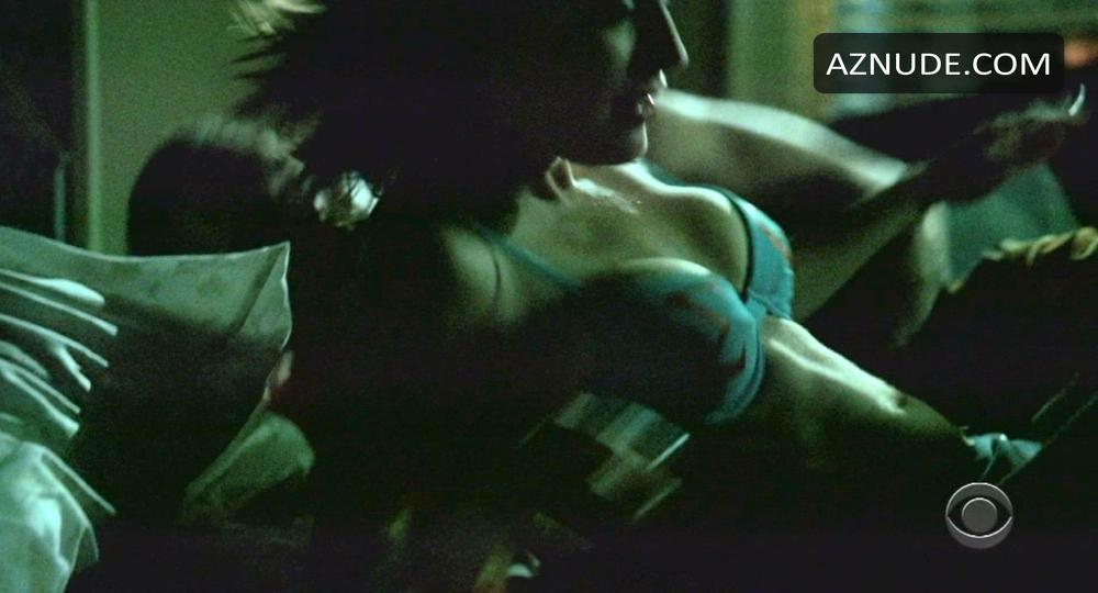 Vanessa Ferlito Nude, Naked