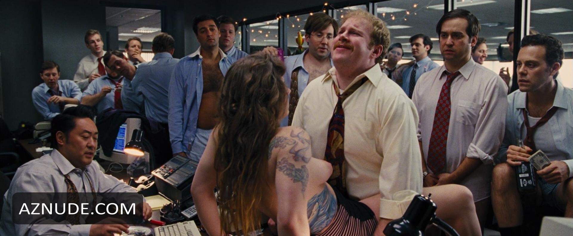 the wolf of wall street nude girls