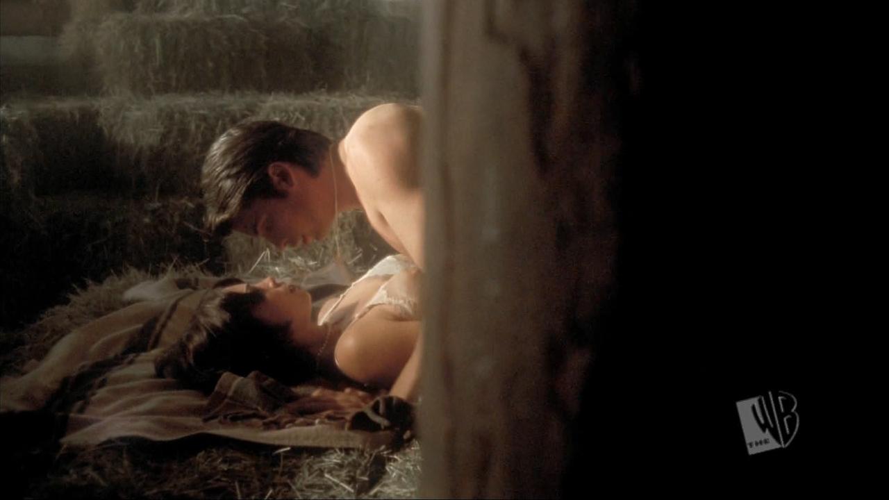 Kristin kreuk sex scene