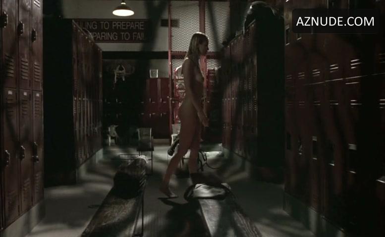 The faculty nude scene